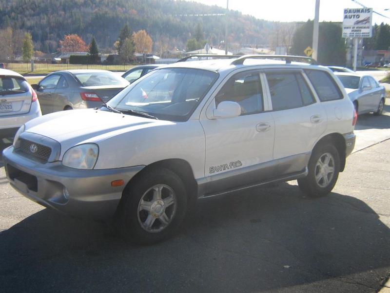 Hyundai Santa Fe 2004 GL #18-423