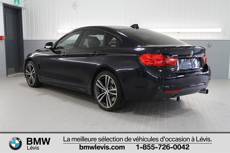 bmw 440i xdrive gran coupe 2017 occasion vendre l vis chez bmw l vis. Black Bedroom Furniture Sets. Home Design Ideas
