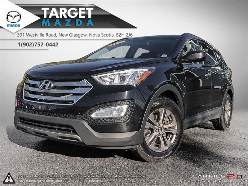 2015 Hyundai SANTA FE SPORT $79/WK TAX IN! AWD! HEATED SEATS! SAT RADIO! #4389A