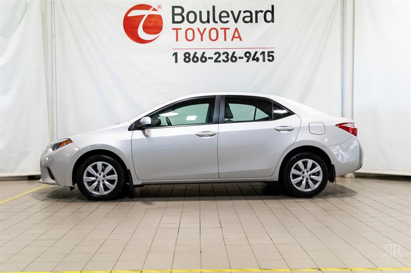 Toyota Corolla 2015 * LE A/C GR.ELECTRIQUE * #83714A
