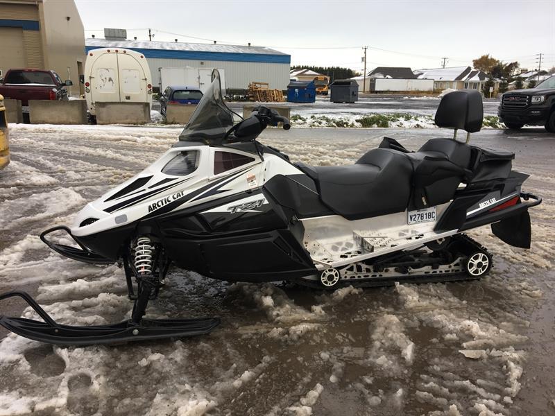 Arctic Cat TZ1 Touring 2011