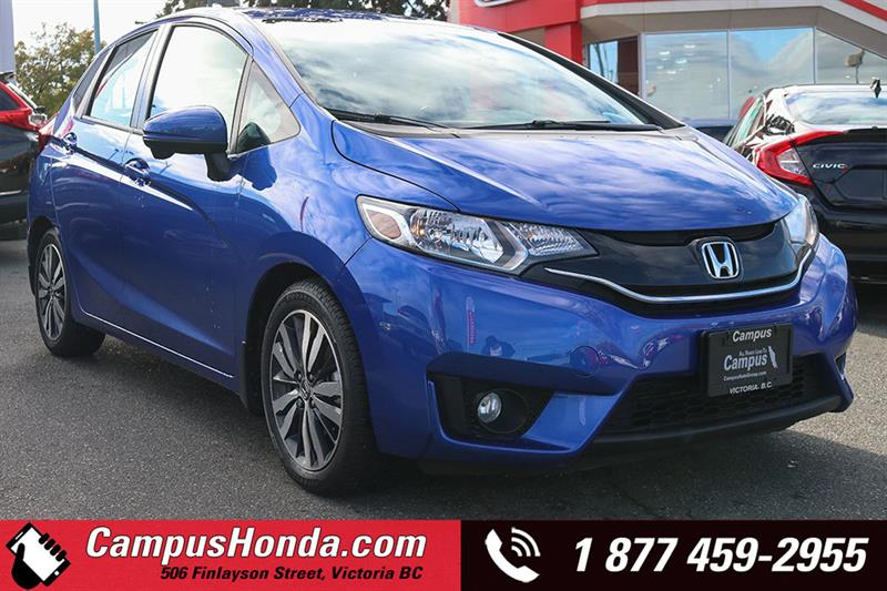 2016 Honda FIT EX Manual Bluetooth #18-0888A