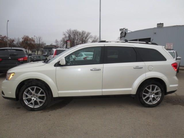 2012 Dodge Journey R/T AWD - LEATHER/BLUETOOTH/REMOTE START #3799
