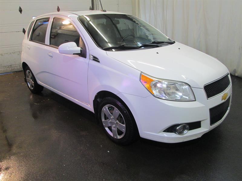 Chevrolet Aveo 2010 LT #8-1015