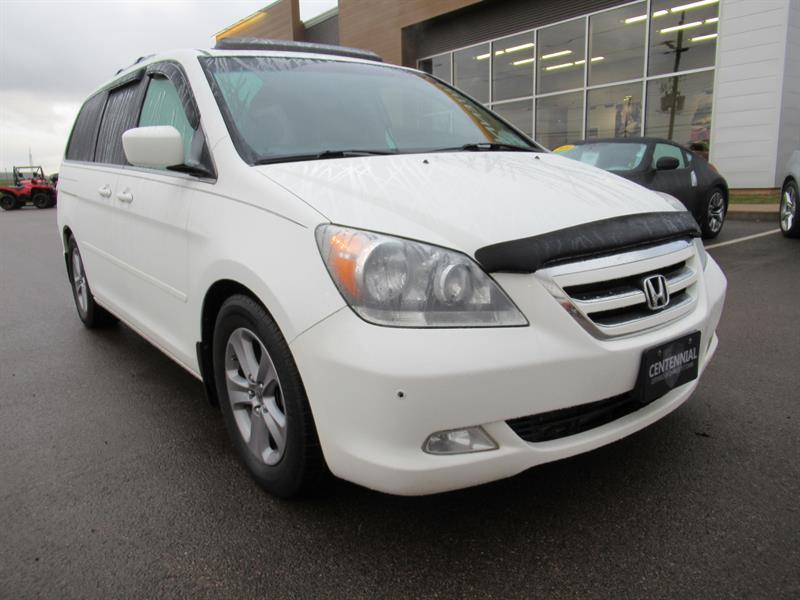 2007 Honda Odyssey Touring / Leather / NAV #U625