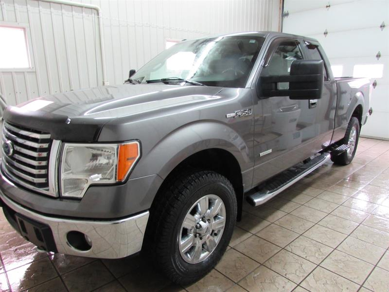 Ford F-150 2011 4WD SuperCab 145 #11-132