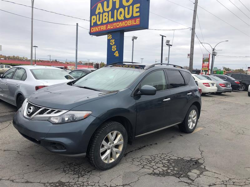 Nissan Murano 2011 Traction intégrale 4 port #22998