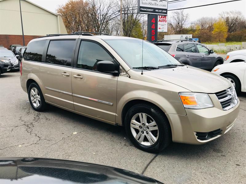 Dodge Grand Caravan 2008 38$* Par Semaine/Financement #95133-2