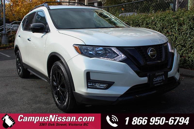 2018 Nissan Rogue Midnight Edition AWD #D8-P440
