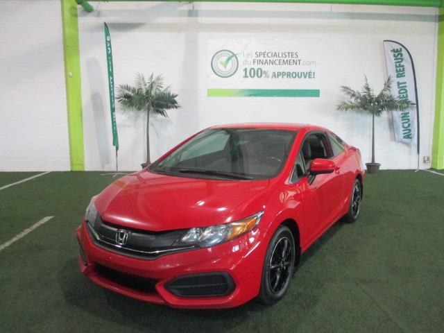 Honda Civic Coupé 2015 2dr Man LX #2467-10