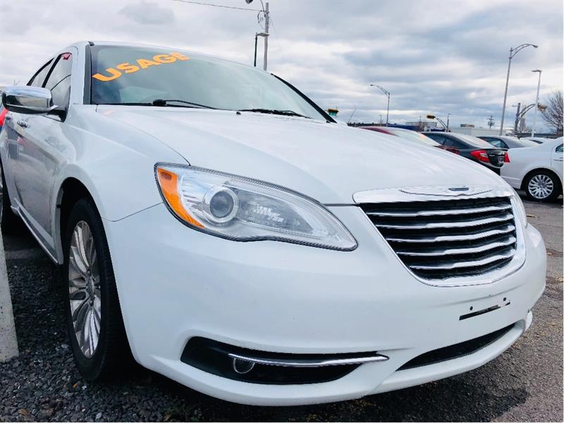 Chrysler 200 2014 Limited #10045F