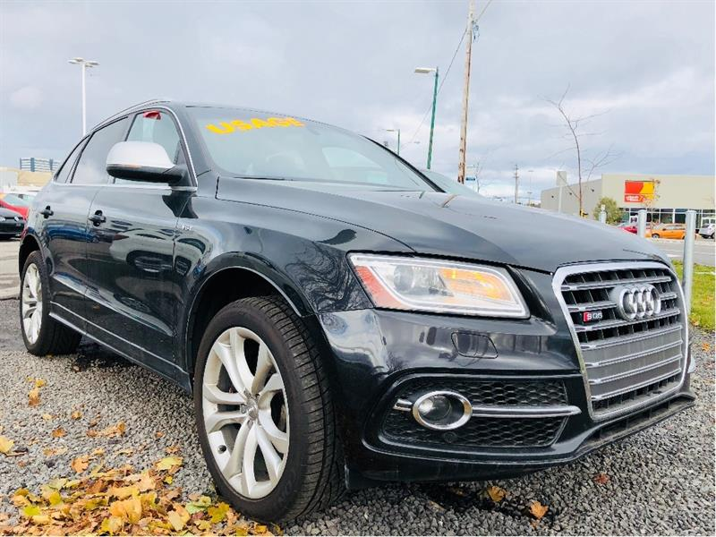 Audi Sq5 2014 3.0 Technik #10037F