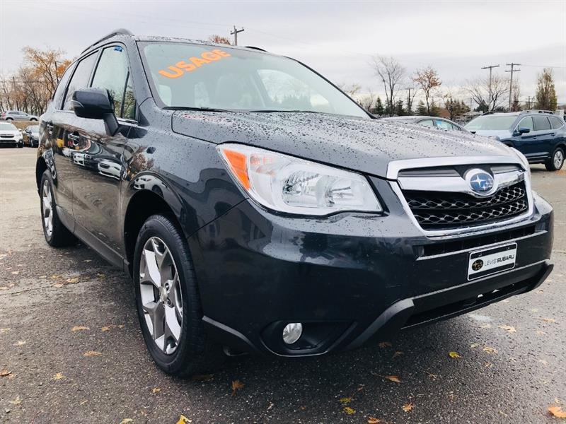 Subaru Forester 2016 2.5i Limited Package #15661A