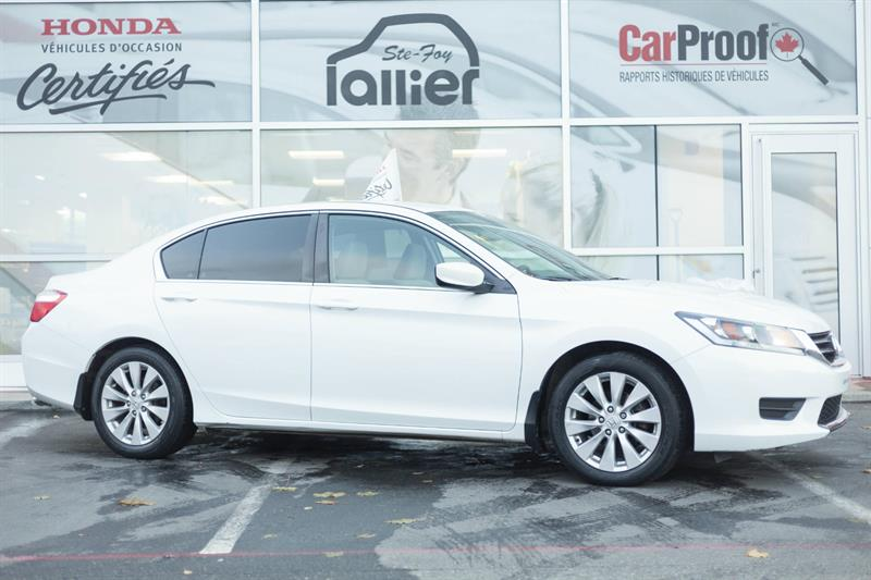 Honda Accord 2014 LX #181468A