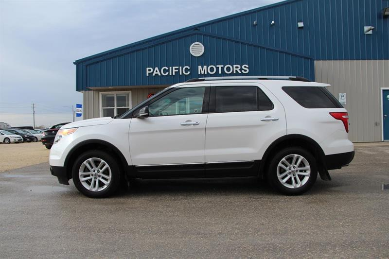 2011 Ford Explorer XLT 4WD #P8926
