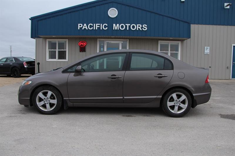 2009 Honda Civic LX-S Sedan 5-Speed AT SPORT #P8956