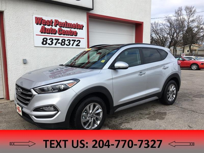 2018 Hyundai Tucson SE 2.0L BLUETOOTH, BACKUP CAM, LOCAL MB SUV #5474
