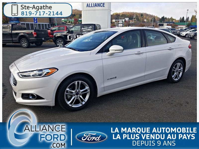 Ford Fusion 2016 4dr Sdn SE Hybrid FWD #316200-1