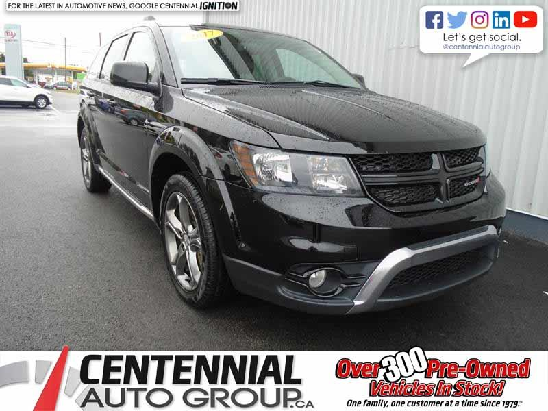 2017 Dodge Journey Crossroad AWD #U791A