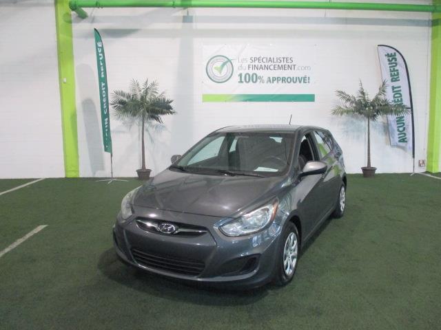 Hyundai Accent 2012 5dr HB L #2471-10