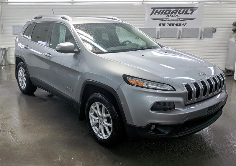 Jeep Cherokee 2014 4WD 4dr North 4 CYL #14720A