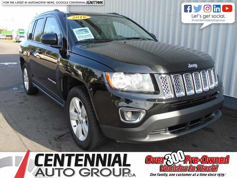 2016 Jeep Compass High Altitude 4WD #U786A