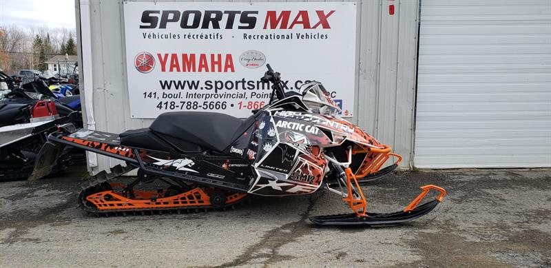 Arctic Cat XF 9000 2015