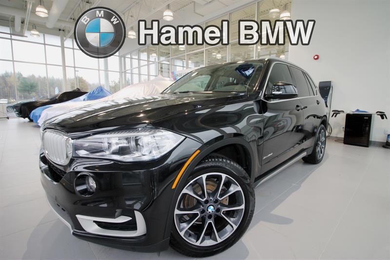 2016 BMW X5 AWD 4dr xDrive35d #u18-239