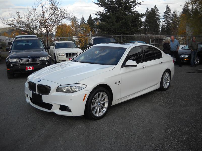 2011 BMW 5 Series 4dr Sdn 535i XDrive....SOLD.... #A8025
