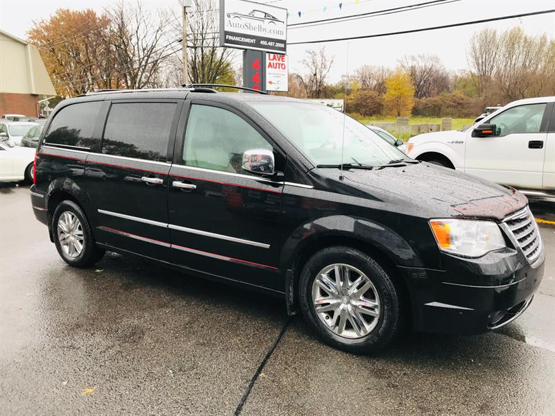 Chrysler Town - Country 2008 45$* par semaine/Financement #95168