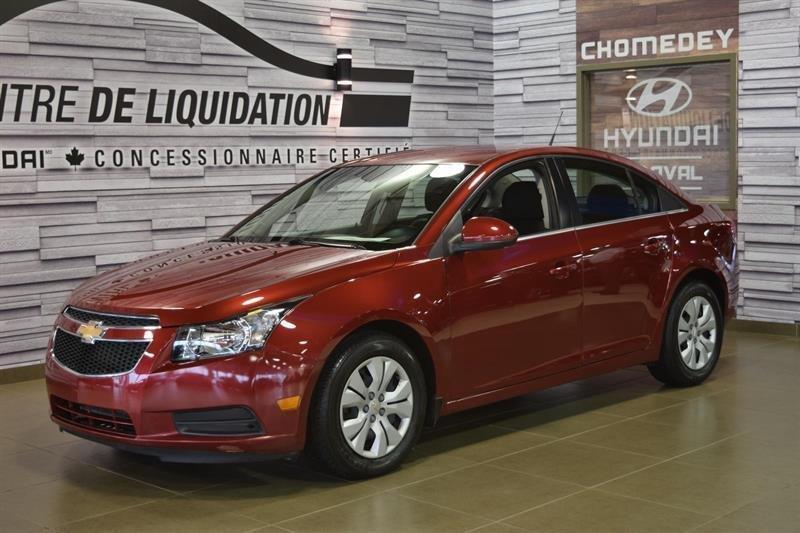 2012 Chevrolet Cruze LT TURBO #S8413***L