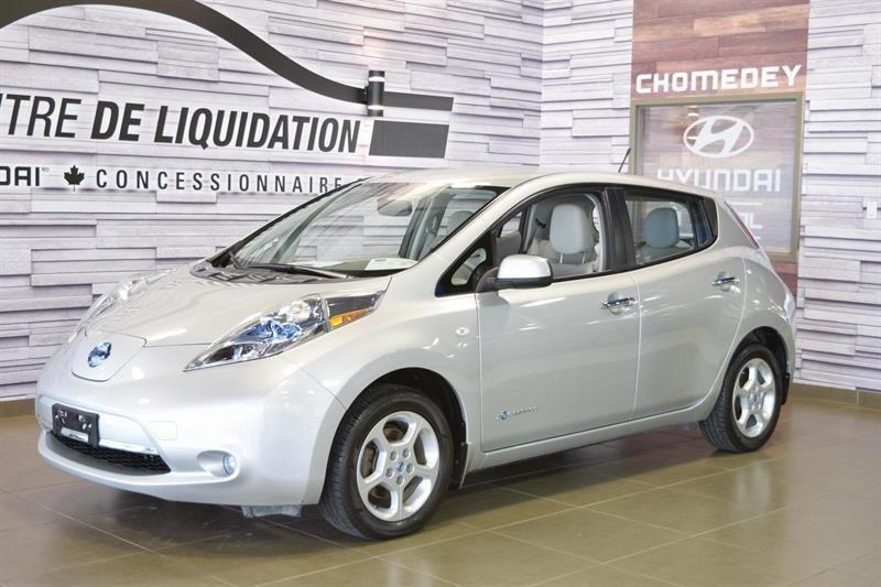 Nissan Leaf 2012 SL #s8351***