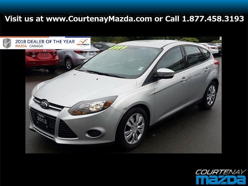 2013 Ford FOCUS SE Hatchback #P4639