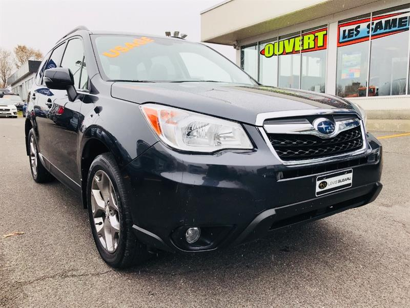 Subaru Forester 2016 2.5i Limited Package w/Technology Pkg Option #K0200A