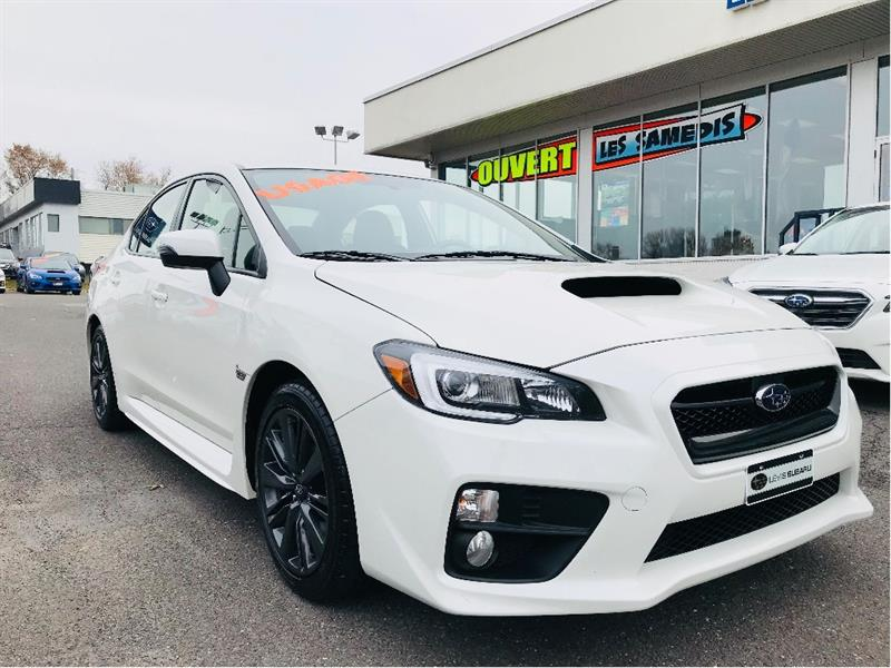 Subaru Wrx 2017 Sport #15693A