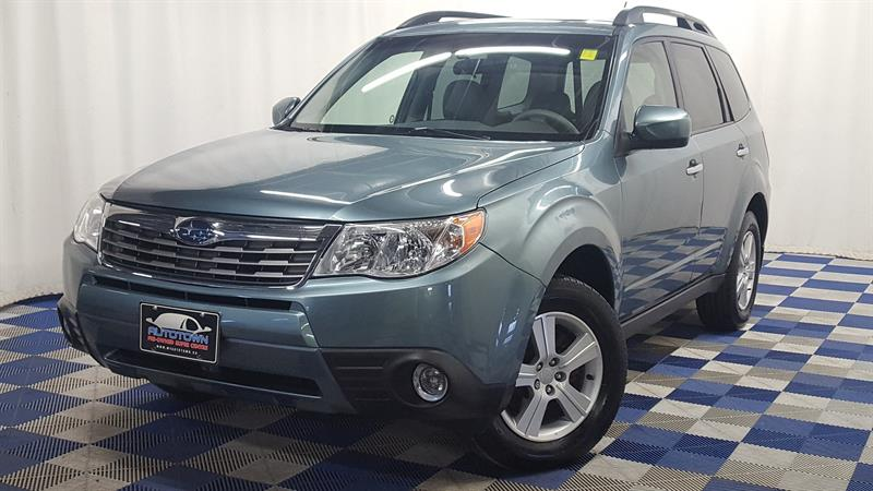 2009 Subaru Forester 2.5 X Limited Package LOW KMS/SUNROOF/HTD SEATS #9SF02580