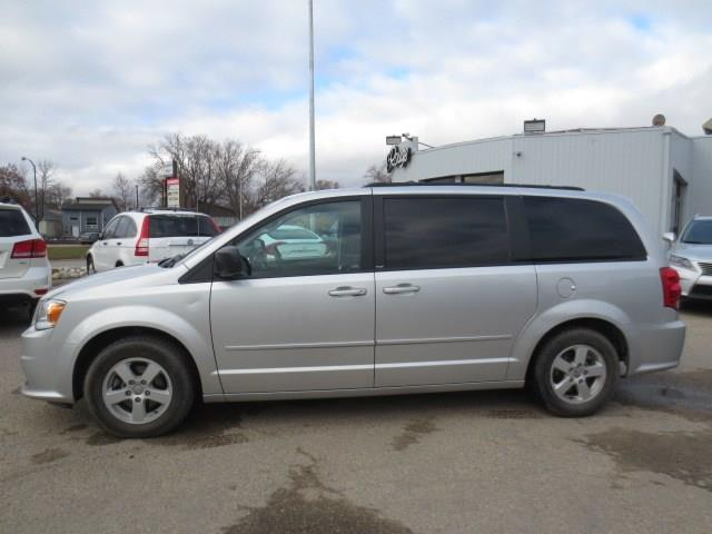 2011 Dodge Grand Caravan SXT STOW N GO - REAR A/C/HEAT/PWR SLIDING DOORS #3852