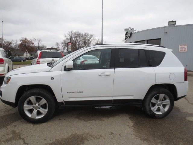2014 Jeep Compass North 4X4 - HTD SEATS/BLUETOOTH/REMOTE START #3851