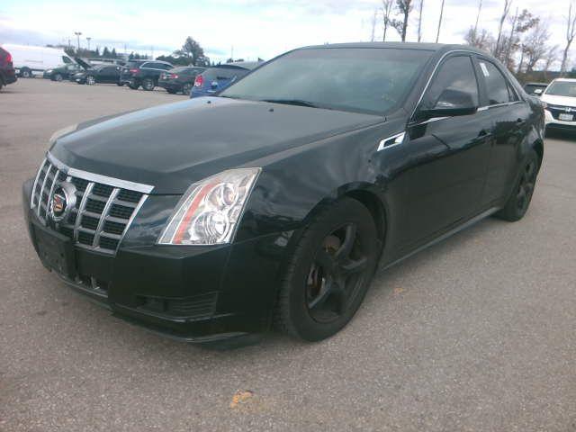 Cadillac CTS Sedan 2012  AWD ***GARANTIE 1 AN GRATUIT*** #062-4373-RD