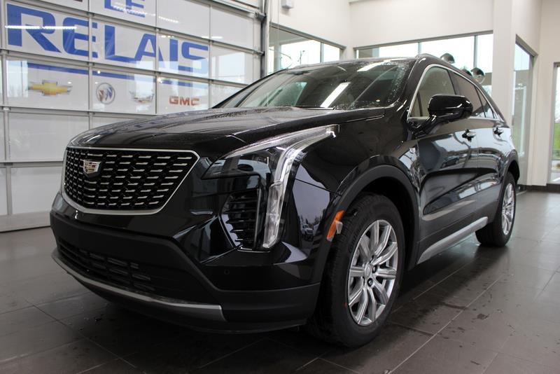 Cadillac XT4 2019 Premium Luxury AWD #K930002