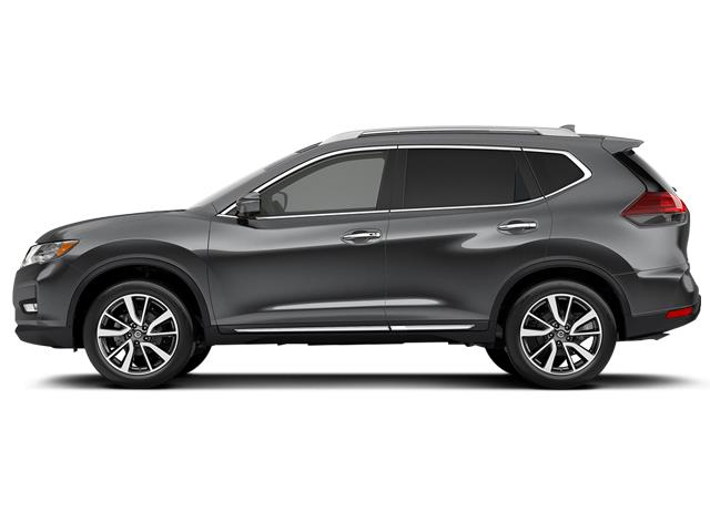 2019 Nissan Rogue S #9-P028