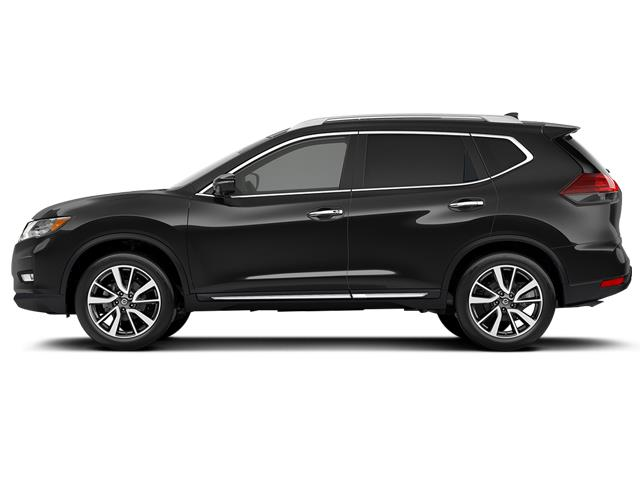 2019 Nissan Rogue S #9-P002
