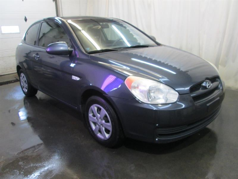 Hyundai Accent 2009 HB #8-0717