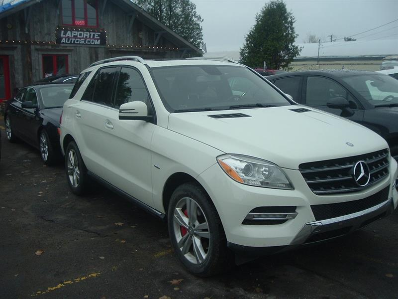 Mercedes-Benz ML350 2012 bluetech #8619