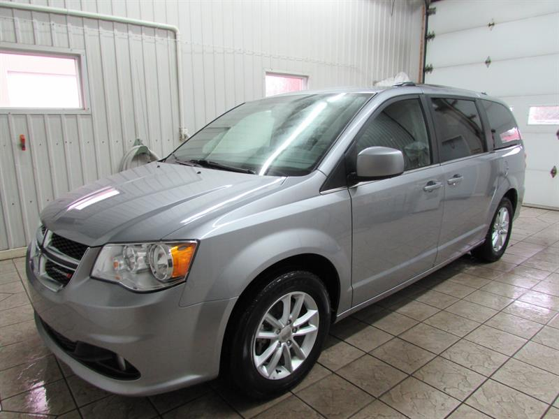 Dodge Grand Caravan 2018 SXT Premium Plus 2WD #18-06