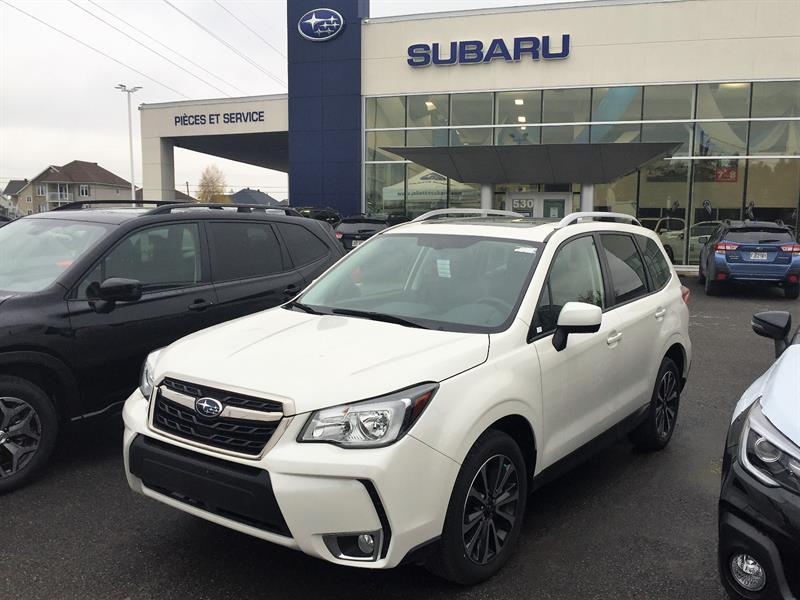 Subaru Forester 2018 2.0XT Touring CVT #L8063F