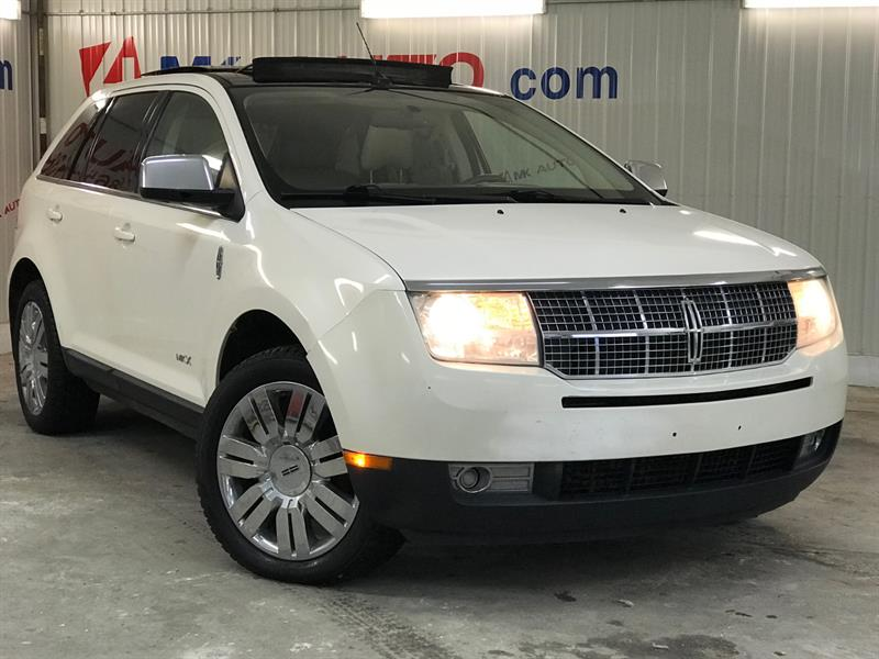 Lincoln MKX 2008 AWD #8BJ19271