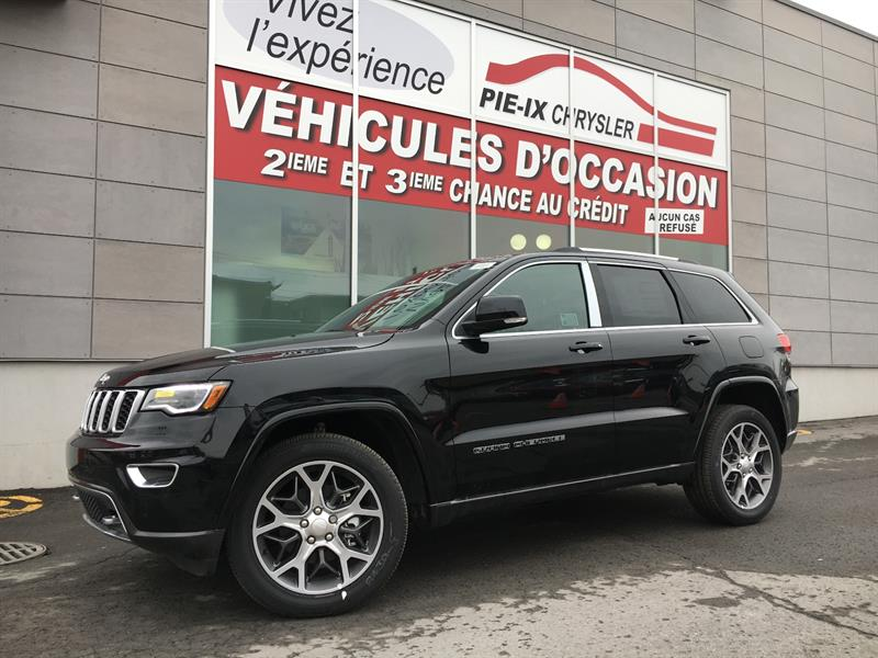Jeep Grand Cherokee 2018 Sterling Edition 4x4  #C18308