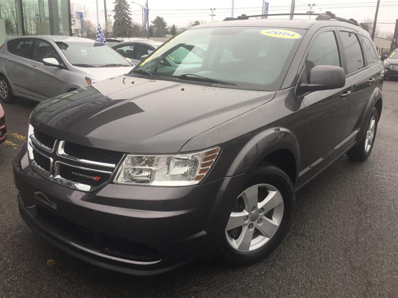 Dodge Journey 2014 SE BLUETOOTH,A/C,MAGS+ #18650A