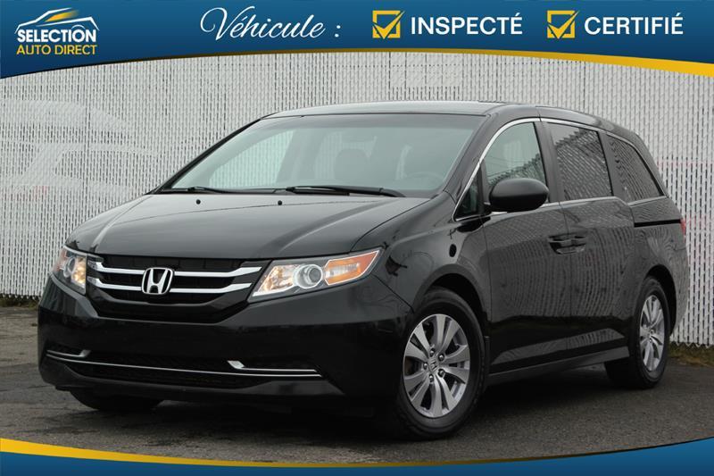 Honda Odyssey 2014 4dr Wgn SE #S504634